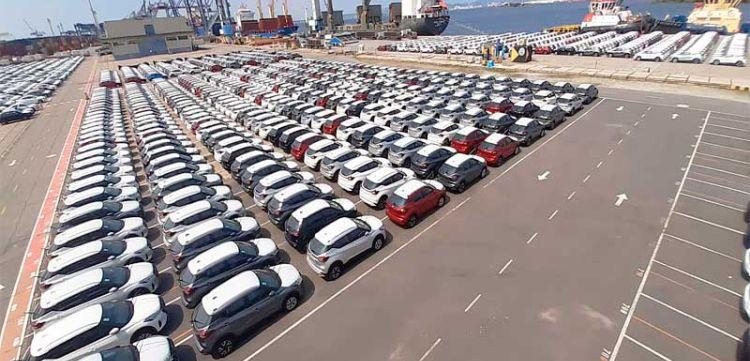 El automóvil, el producto con mayor aportación a la balanza comercial  española en el primer semestre