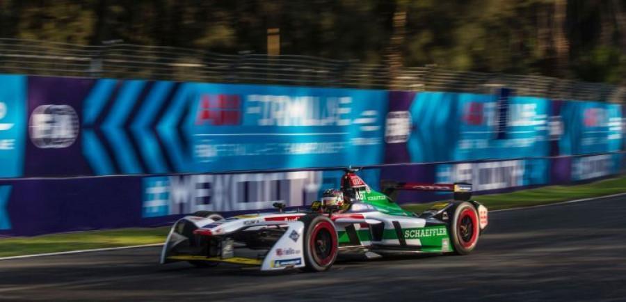 Fórmula-E, México: Abt, por primera vez - Qué Pasa